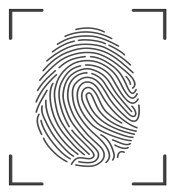 biometric icon